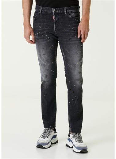 Dsquared2 Jean Pantolon Siyah